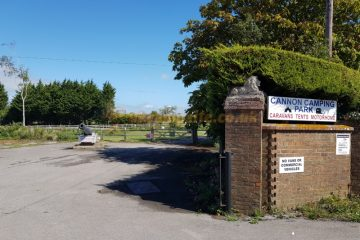 Cannon Camping Park in Pevensey Bay is reopening on Eastbourne Bournefree website