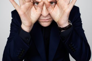 DERREN BROWN IS BACK IN EASTBOURNE'S CONGRESS THEATRE FOR FIVE DAYS on Bournefree website