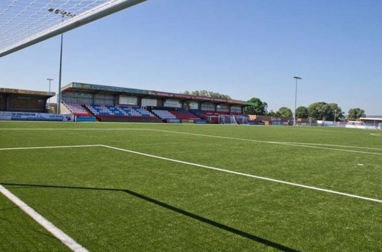 Eastbourne Borough FC: Intruders, please come forward as we have CCTV footage on Eastbourne Bournefree website