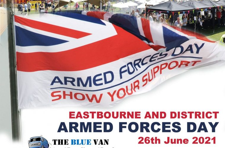 First ever Eastbourne Armed Forces Day Event to be held in June