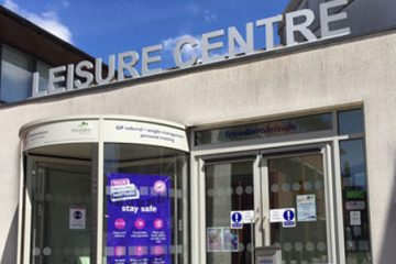 Financial boost for Hailsham Leisure Centre on Eastbourne Bournefree website