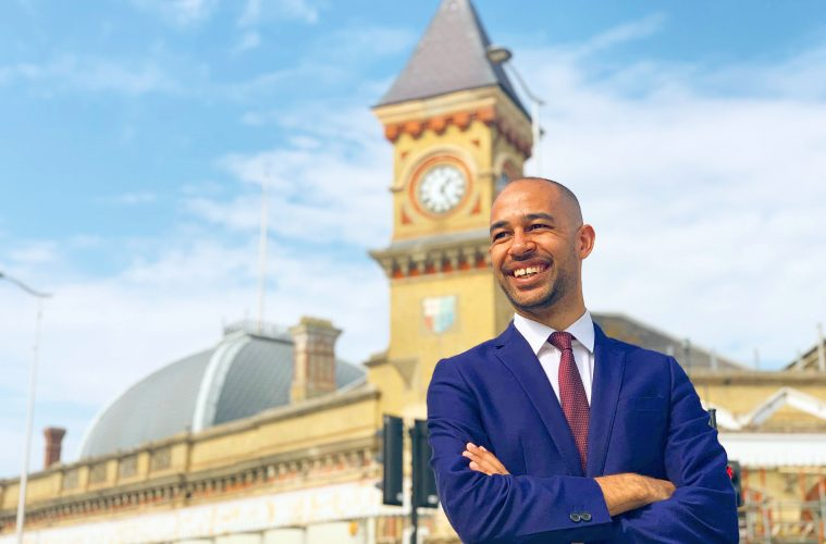Josh Babarinde OBE:Hampden Park has a new councillor: Josh is 27 and has an OBE, on Eastbourne Bournefree website