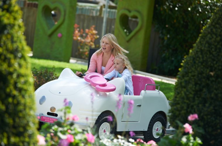 Make Mother's Day Memories at Drusillas Park on Eastbourne Bournefree website