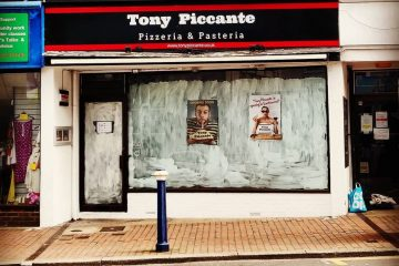Tony Piccanto: New pizza place is opening in Grove Road, Eastbourne on Eastbourne Bournefree magazine