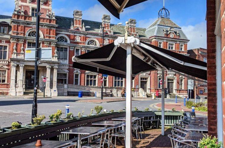 Popular Eastbourne town centre pub is reopening on April 12, Bibendum, on Eastbourne Bournefree website