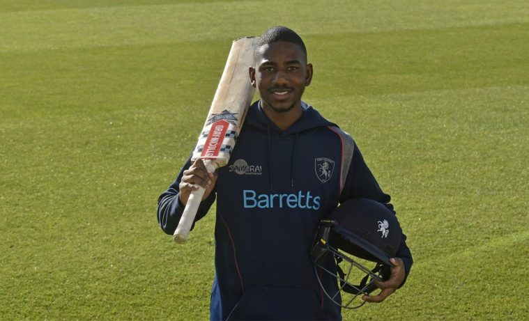 Eastbourne College scholar signs for Kent Cricket Club on Eastbourne Bournefree website