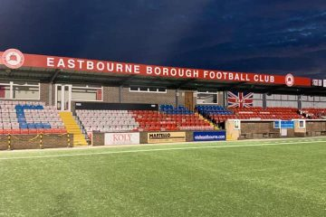 Youth involved in crime at Eastbourne Borough FC visits club with mum to say sorry on Eastbourne Bournefree website live