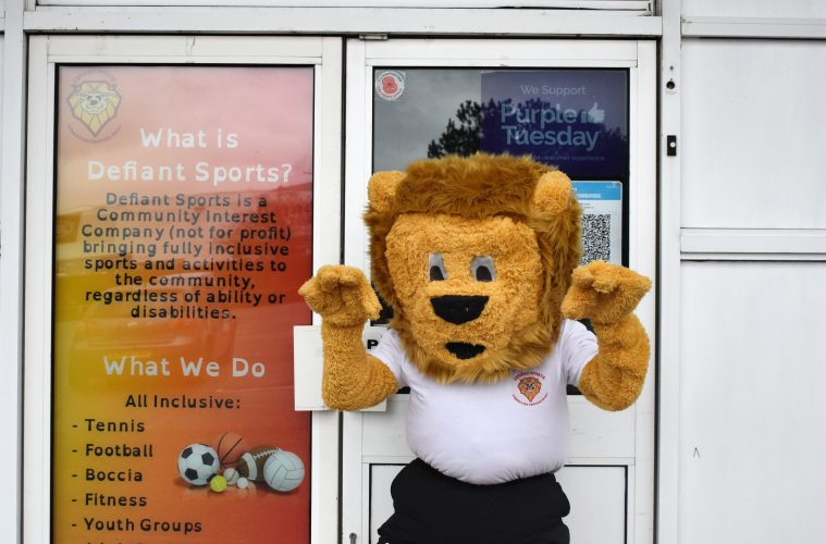 Sovereign Harbour: Defiant Sports: An amazing charity in Eastbourne on the Eastbourne Bournefree website. Tennis for people who are blind or visually impaired is coming back to Eastbourne