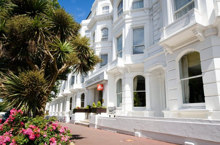 Eastbourne's Imperial Hotel is sold to Daish Hotels on Eastbourne Bournefree website