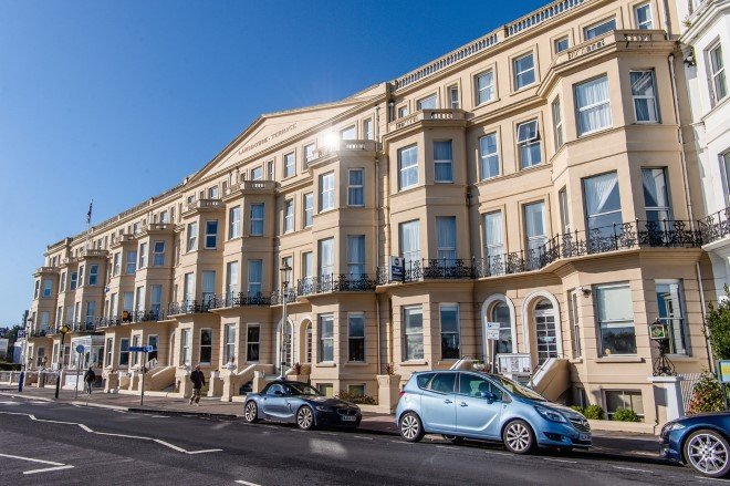 Eastbourne hotels 'are all having to turn customers away' on Eastbourne Bournefree website