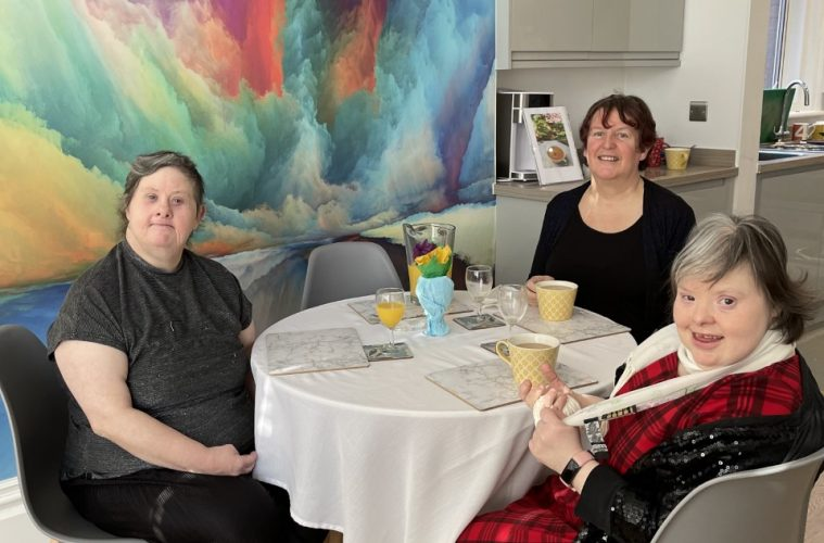 Eastbourne & District Mencap has created a wonderful new and exciting home on Eastbourne Bournefree website