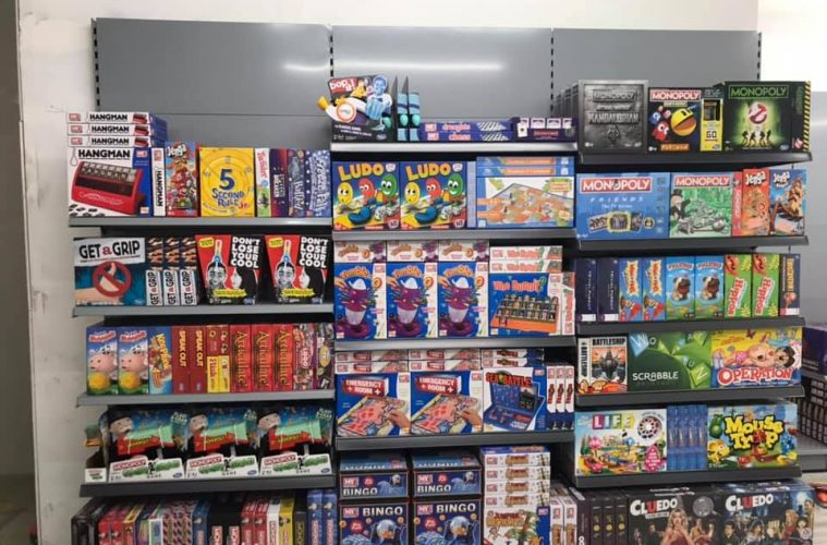The Toy Shop is opening in Langney Shopping Centre, on eastbourne Bournefree website
