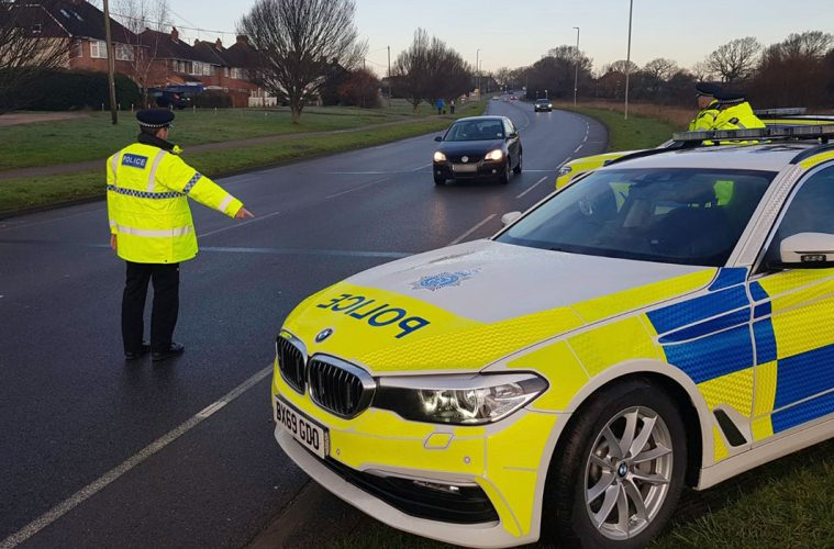Specialist Enforcement Unit successfully targeting Sussex criminals using the road network on Eastbourne Bournefree website