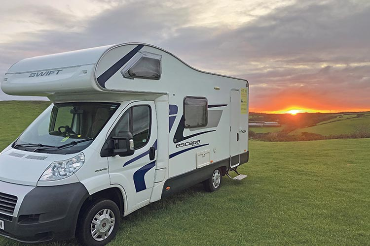 Fulfil your dreams with East Bay Campers based in Eastbourne on Eastbourne Bournefree website