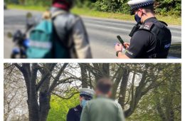 150 offences detected during weekend road safety operation on Eastbourne Bournefree website