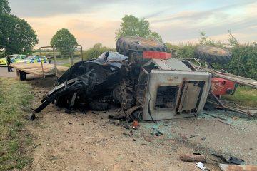 Drug-driver jailed after high speed crash with tractor driven by Hailsham man on Eastbourne Bournefree website