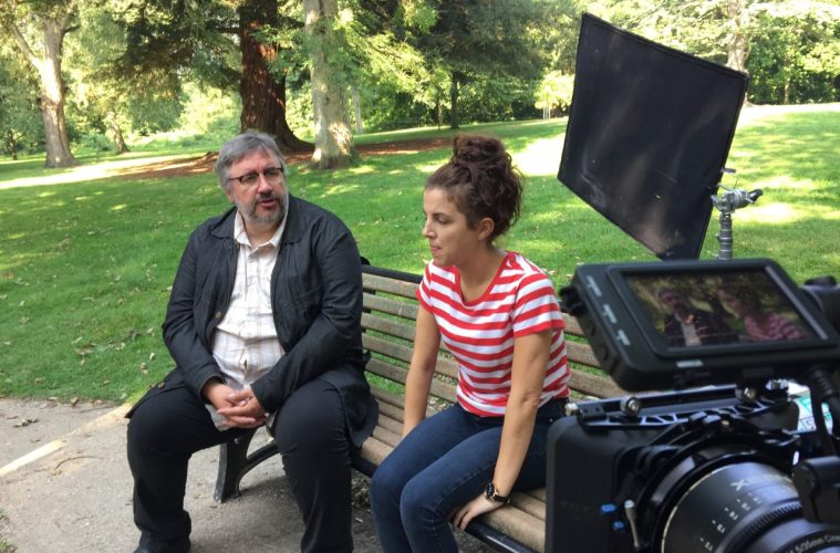 Actor Mark Benton and Netflix star Jamie Lee O'Donnell star in new short film shot in Eastbourne