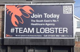 Lobster Recruitment: Another new business opens in Eastbourne's Enterprise Centre on Eastbourne Bournefree website