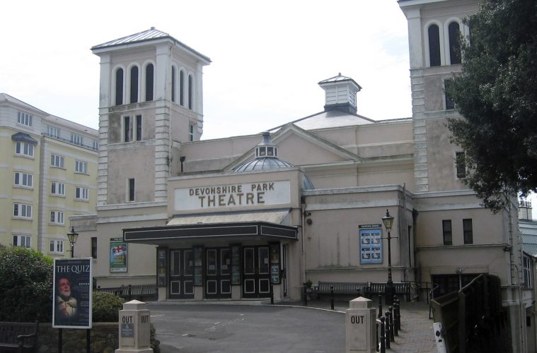 Devonshire Park Theatre will be reopening this summer on Eastbourne Bournefree website