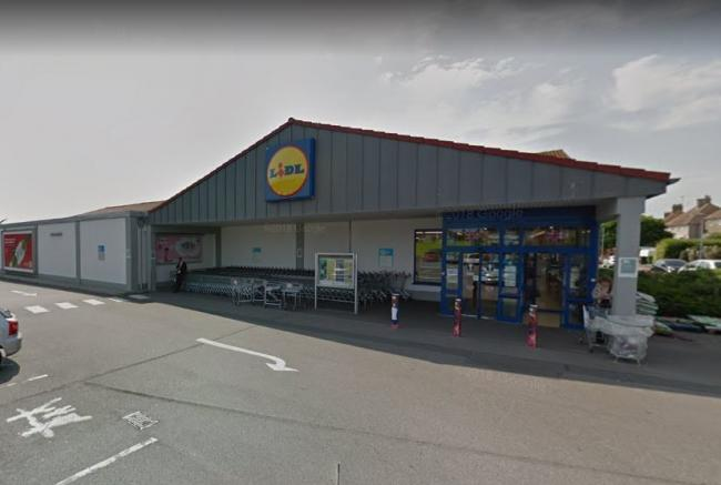 Eastbourne Lidl store to shut for four months on Eastbourne Bournefree website