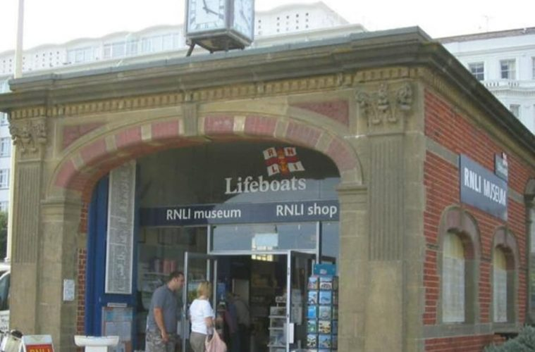 Eastbourne Lifeboat Station shop to reopen along the seafront on April 12 on Eastbourne Bournefree website
