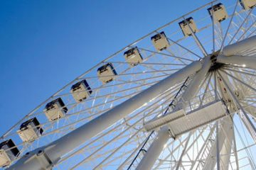 Eastbourne Wheel opens on Monday on Eastbourne Bournefree website