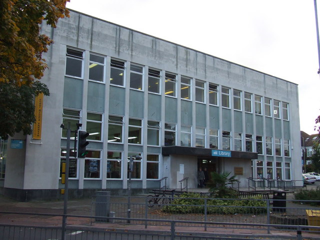 Eastbourne libraries reopen after lockdown on Eastbourne Bournefree website