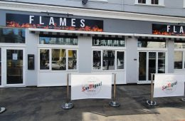 Flames; New Eastbourne restaurant opening next month on Eastbourne Bournefree website
