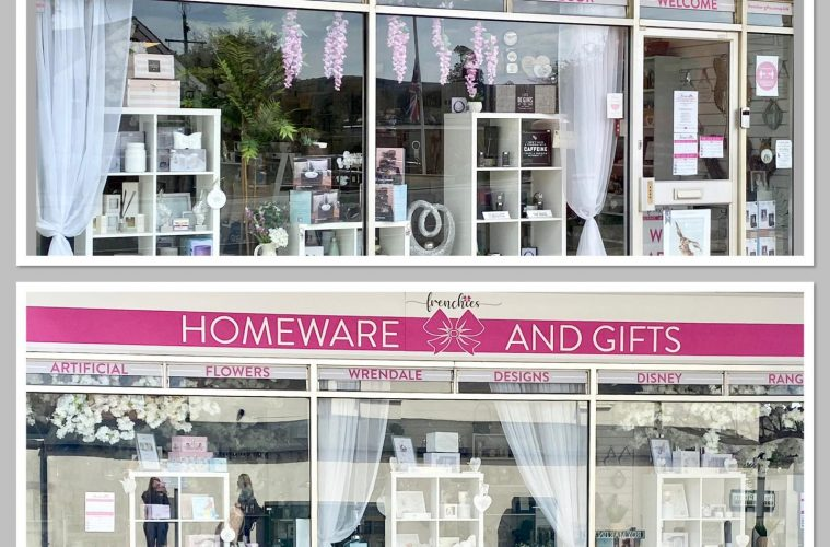 Frenchies homeware & gifts is opening in Polegate on Monday on Eastbourne Bournefree website
