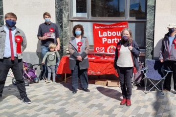 Eastbourne Labour Party: Main issue is to rebuild the NHS on Eastbourne Bournefree website