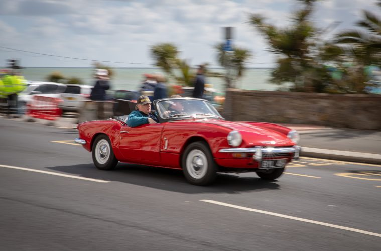 Free Entry Tickets Available Now for May Motoring Spectacular on Eastbourne Bournefree website