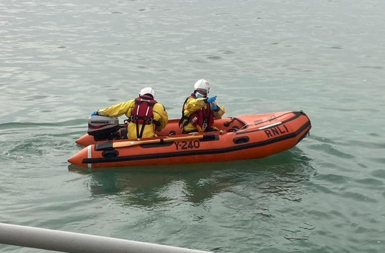 Missing person found dead in the sea yesterday on Eastbourne Bournefree website