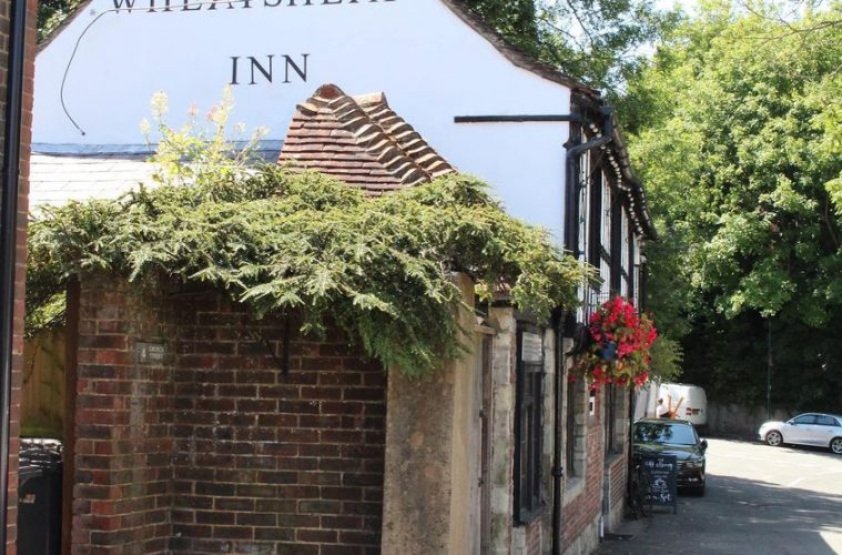 Wheatsheaf Inn has had 'a fantastic couple of weeks' on Eastbourne Bournefree website