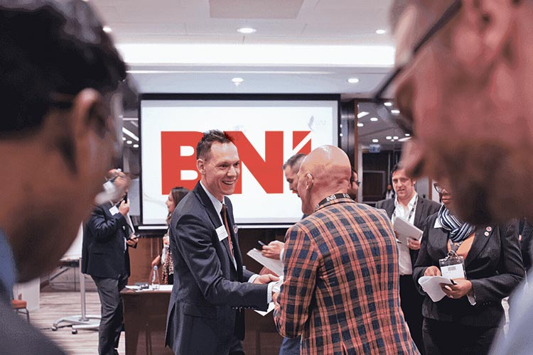 Beginning of a new chapter for BNI and their new Hailsham Chapter on Eastbourne Bournefree website