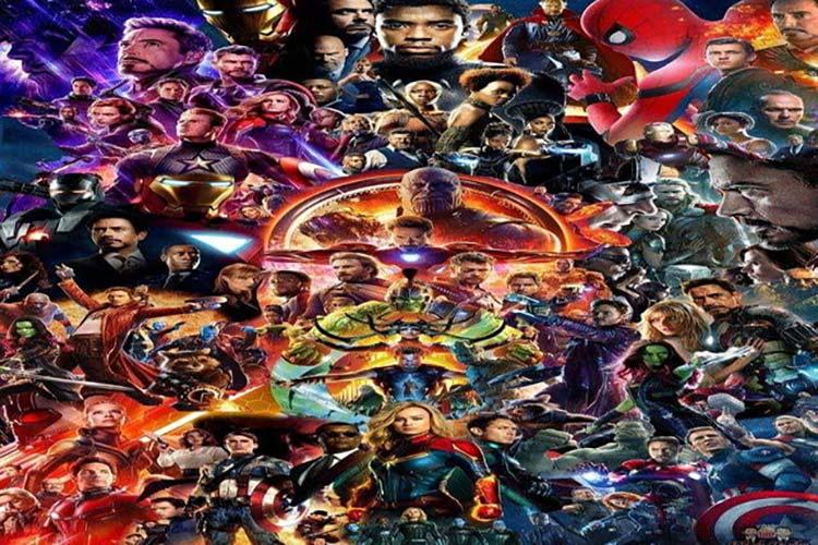 Delve into the world of Marvel... on Eastbourne Bournefree website