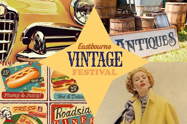 The Eastbourne Vintage Festival 2021 is a go! on Eastbourne Bournefree website