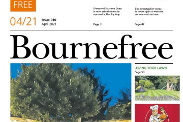 =Proof that Bournefree magazine is reaching more and more people on Eastbourne Bournefree magazine