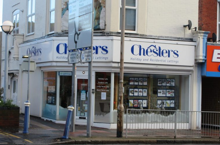 Chesters Eastbourne are looking for new holiday homes on Eastbourne Bournefree website