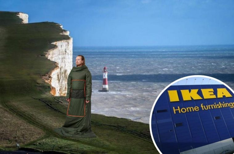 Ikea 'sorry' for Beachy Head Instagram post blunder on eastbourne Bournefree website
