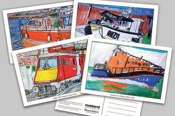 Oliver's pictures are now also on sale in Langney and Pevensey Bay: Do not miss out! on Eastbourne Bournefree website