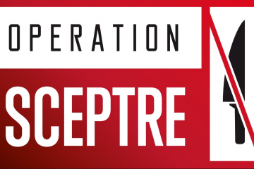 Anti-knife week of action launches across Sussex on Eastbourne Bournefree website