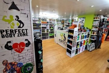 Vitamin supplement shop opens in the Enterprise Shopping Centre today on eastbourne Bournefree website