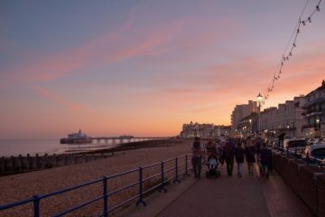 Sign up today for the St Wilfrid's Hospice Starlight Stroll on July 10 on Eastbourne Bournefree website
