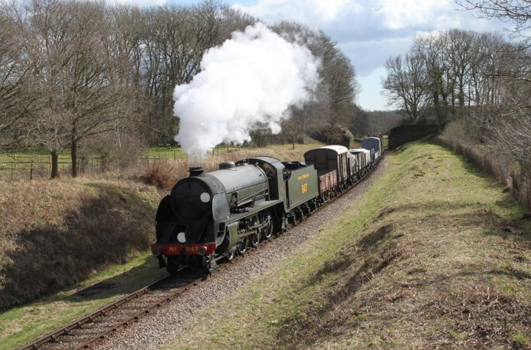 Bluebell Railway given more than £270,000 in Government culture recovery grant on Eastbourne Bournefree website