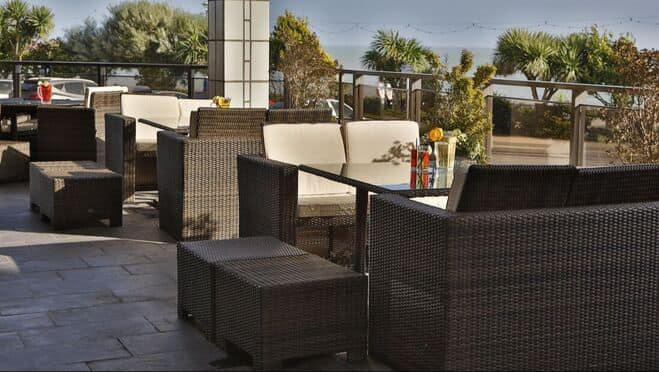 Eastbourne hotel with stunning terrace to open next Monday on Eastbourne Bournefree website