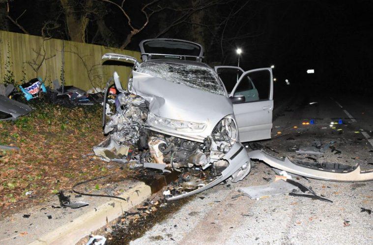 Jailed drug-driver who killed man, 65, in crash arrested in Pevensey Bay on Eastbourne Bournefree website