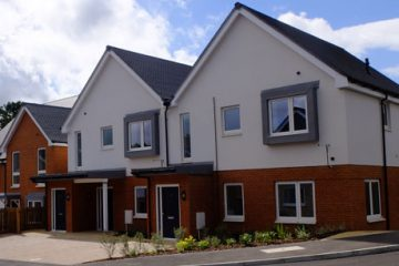 Investment continues in new affordable homes at Polegate on Eastbourne Bournefree website