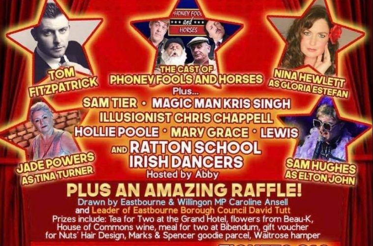 Bibendum hosts Eastbourne Live! to fundraise for the families of Betsy and Alfie on Eastbourne Bournefree website