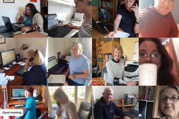 Volunteers Week: Spotlight on Citizens Advice Eastbourne on Eastbourne Bournefree website