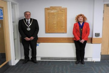 New Council Chairman elected in face to face meeting on Eastbourne Bournefree website